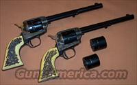 Colt Peacemaker .22/.22Mag. Cased Pair