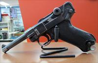 "MAUSER ""BLACK WIDOW"" P.08 LUGER"