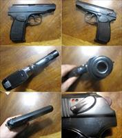 1960 East German Makarov unfired! 9x18 nice!