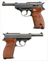 Early Spreewerke made (cyq) Walther P38 Pistol of WWII Nice
