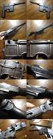 Rare Early Mauser Broomhandle C96 Conehammer
