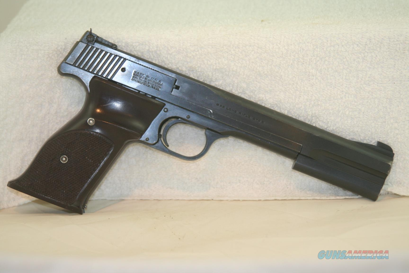 Smith & Wesson Model 46, 22 LR, VERY RARE MODEL
