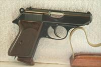 Walther PPK-L, 22 LR, Made in West Germany