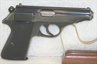 Walther PP, 380 ACP. Made in West Germany in 1969