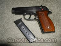 ***MUST CALL***STERLING 400 MKII Double Action 380 acp