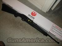 RUGER 50 years10-22 SYN  Blue Barrel 18.5 Inch