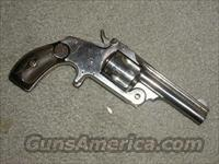 ***MUST CALL*S&W NICKEL  Single action 38 2nd Model