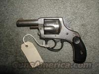 **MUST CALL***H&R Double Action Model 04 32 6 Shot Nickel