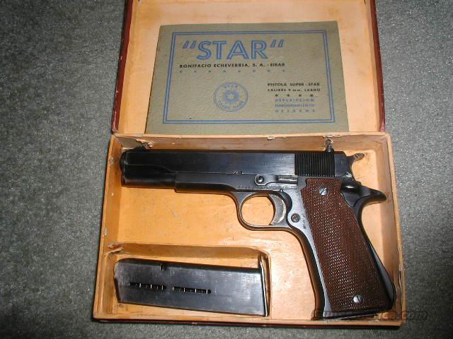 must call star model b 9mm box manual for sale rh gunsamerica com Ruger SR22 Pistol Manual Ruger SR22 Pistol Manual
