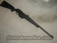 Mossberg 695 Ported  Rifled Slug Bolt Action