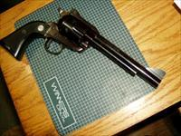 AJGUNSNSTUFF HAS THIS LIGHTY USED HERTER'S Single Six 44 Magnum 6.5 Inch Blue