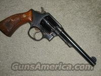 S&W BLUE 1905 6 inch HE 4Th CHANGE