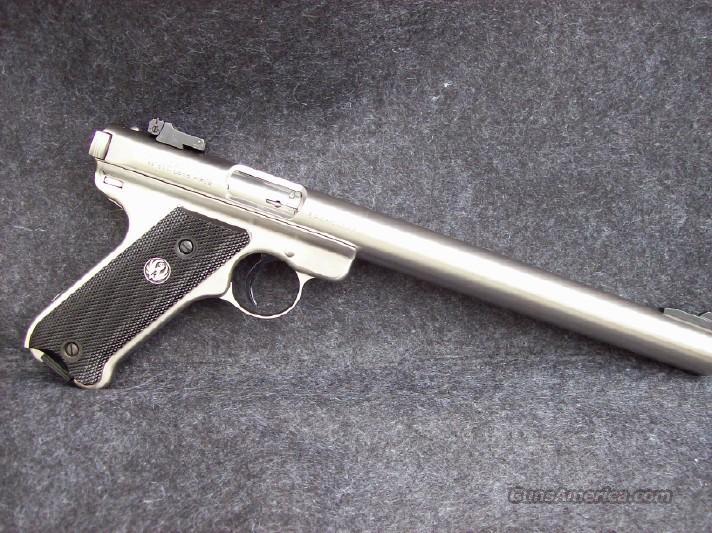 Ruger Mkii Srt Arms Integral Suppressor Silencer Mk Ii
