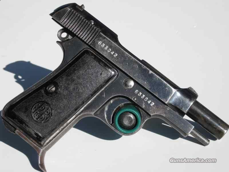Beretta Model 1934 and Model 948