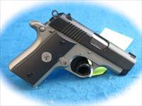 Colt Mustang Pocketlite .380 Semi Auto Pistol Model 06891E **New**