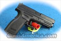 Springfield Armory XD40 Service Model .40 S&W Cal Pistol **New**' ON SALE