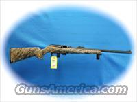 Remington Model 597 Camo .22LR Semi Auto Rifle **Used**