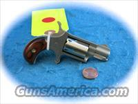 "North American Arms 22LR Mini Revolver 1 1/8 "" SS **New**"