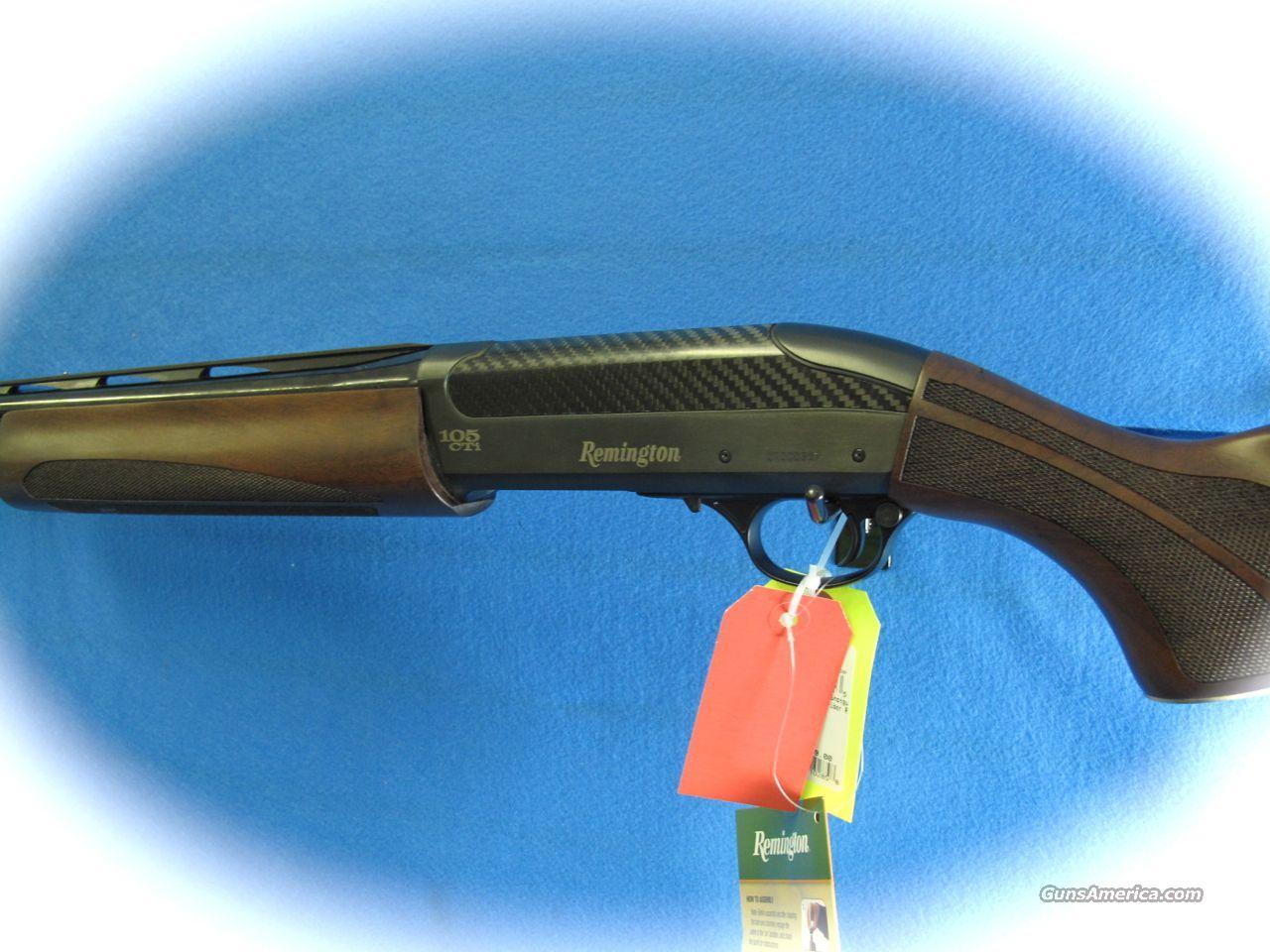 Remington 105 CTI 12 Ga Semi Auto Shotgun **NEW**