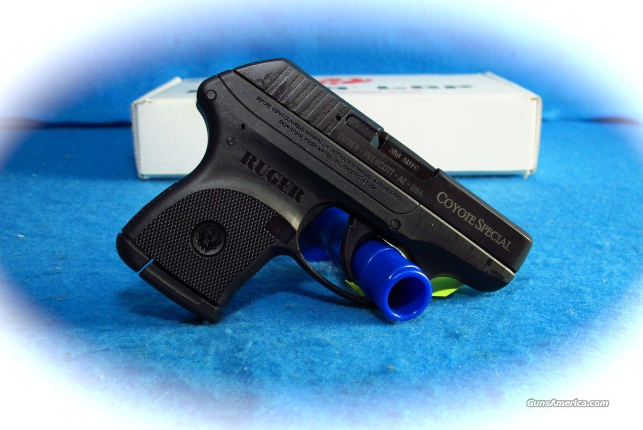 ruger lcp coyote special 380 acp pistol new for sale