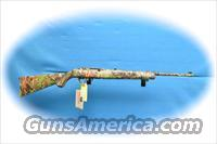 Ruger 10/22 .22LR Rifle Mossy Oak Obsession Camo Finish **New**