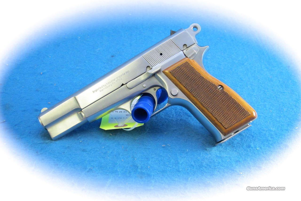 Kassnar PJK-9HP 9mm Semi Auto Pistol SS **Used**
