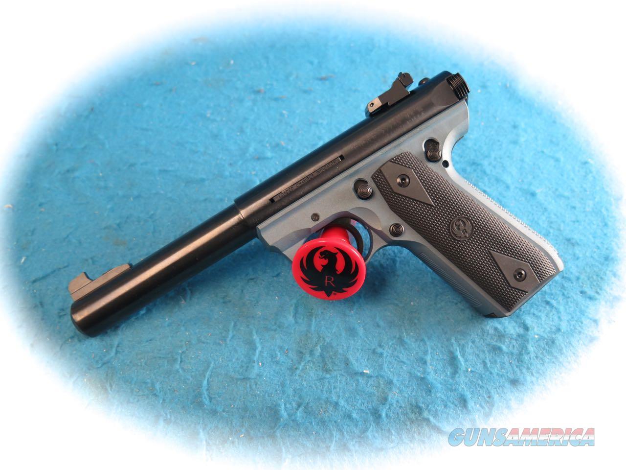 Ruger 22/45 .22LR Pistol Blue Titanium Finish M... For Sale