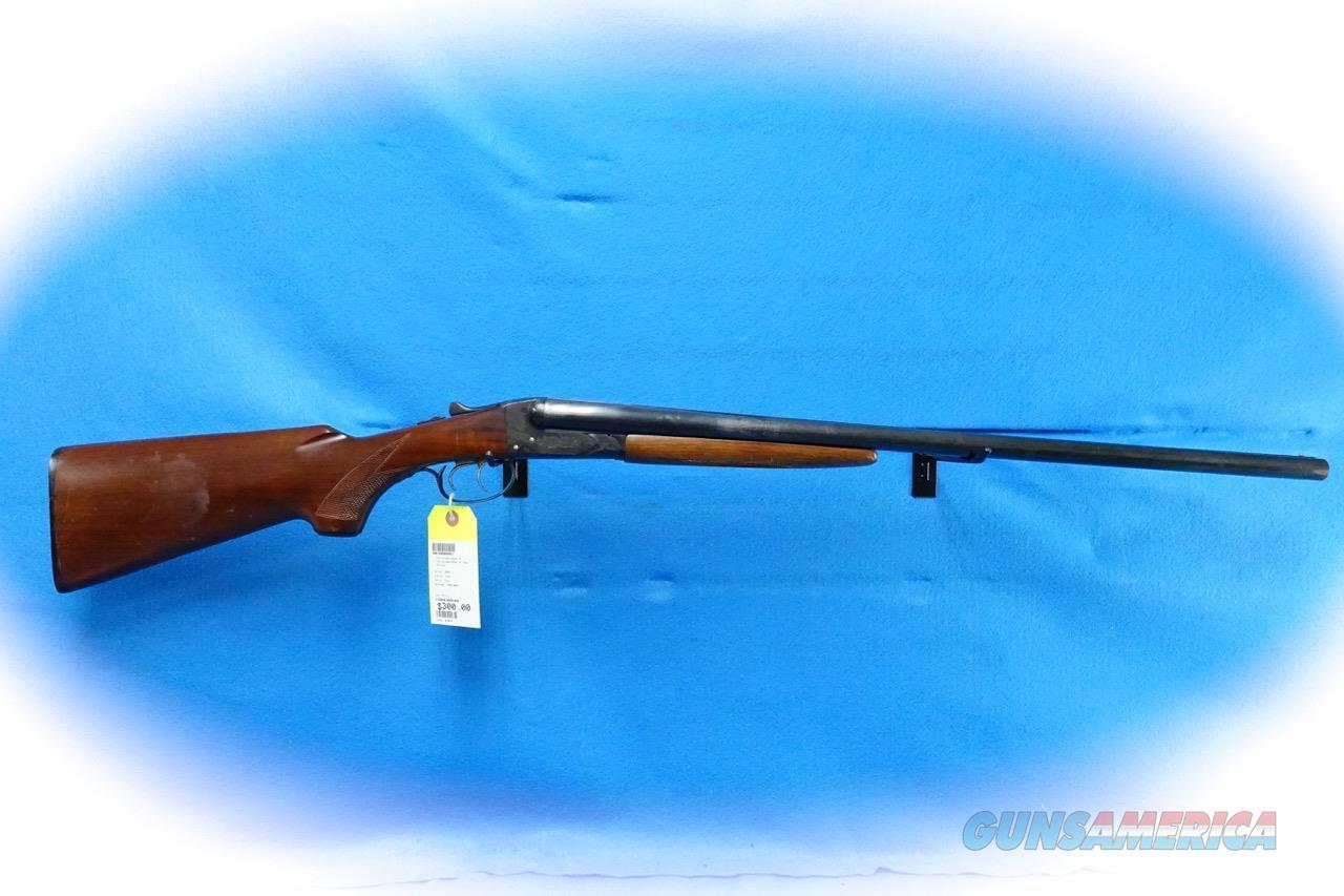 Fox Model B 12 Ga  SxS Shotgun **Used**