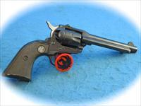 Ruger Old Model 3 Screw Single Six .22LR SA Revolver **Used**