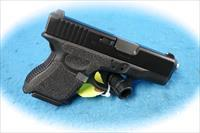 Glock Model 26 Gen3 9mm Sub-Compact Pistol  W/Upgrades **Used**