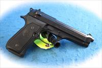 Beretta Model 92FS 9mm Pistol Made in Italy **Used**