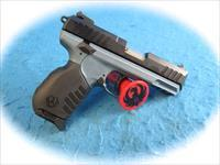 Ruger SR22 .22LR Semi Auto Pistol 4.5 BBL Blue Titanium Finish Model 3621 **New**