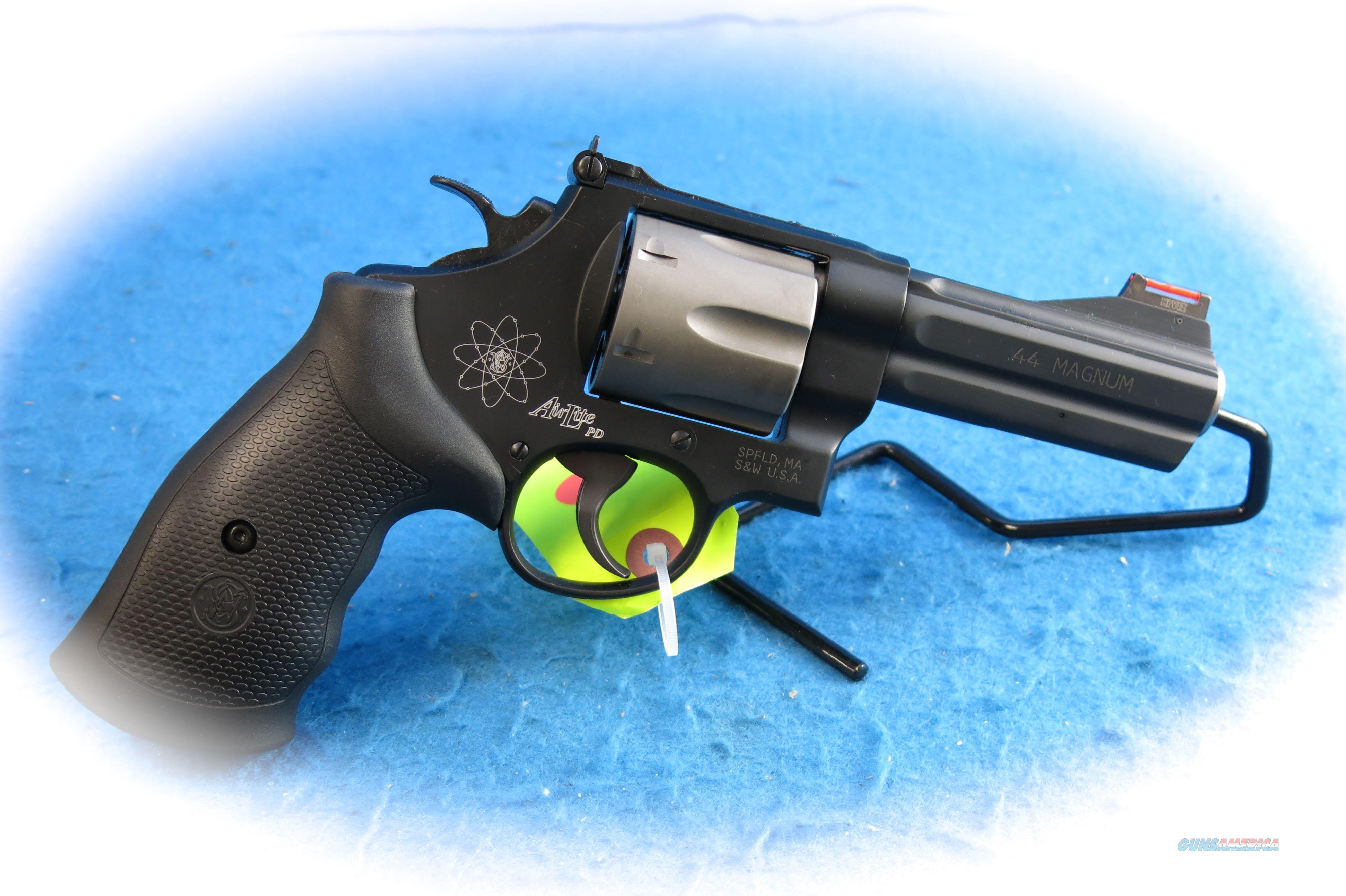 Smith & Wesson Model 329PD  44 Magnum Scandium Frame Revolver **New**