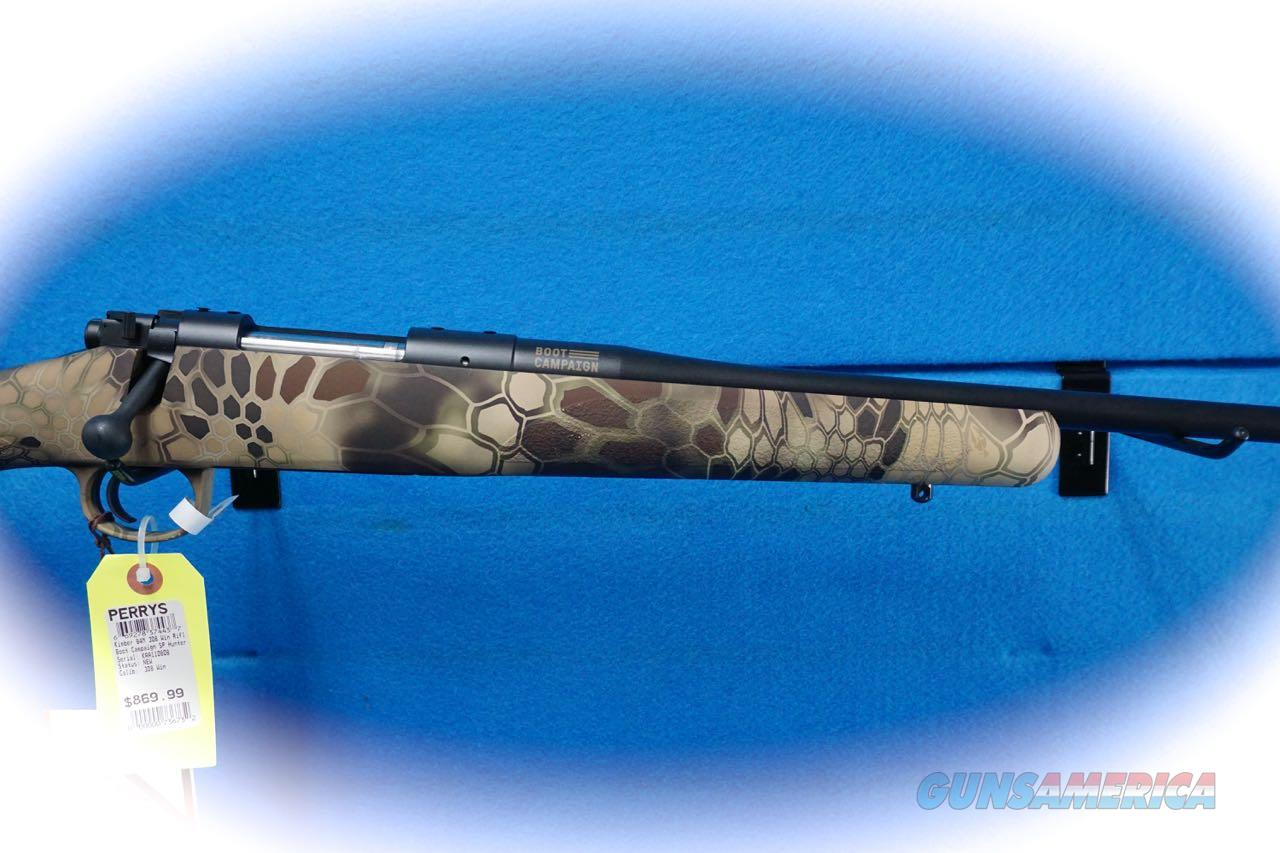 Kimber 84M Hunter Boot Campaign .308 Win Bolt A... for sale