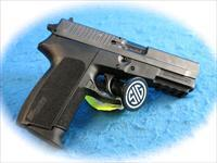 Sig Sauer SP2022 9mm Semi Auto Pistol **Used**