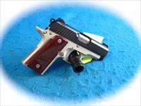 Kimber Micro Two-Tone .380 ACP Pistol **New**