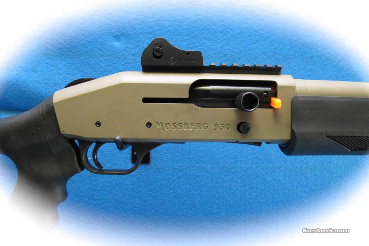 Liberty Auto Sales >> Mossberg Model 930 SPX Coyote Brown 12 Ga. Semi... for sale