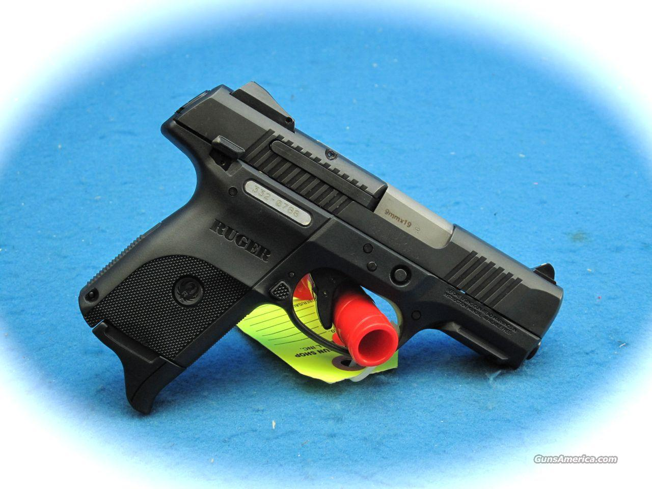 Ruger SR9C Compact 9mm Pistol **NEW**