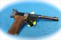 High Standard Model 107 Supermatic Trophy .22LR Semi Auto Pistol **Used**