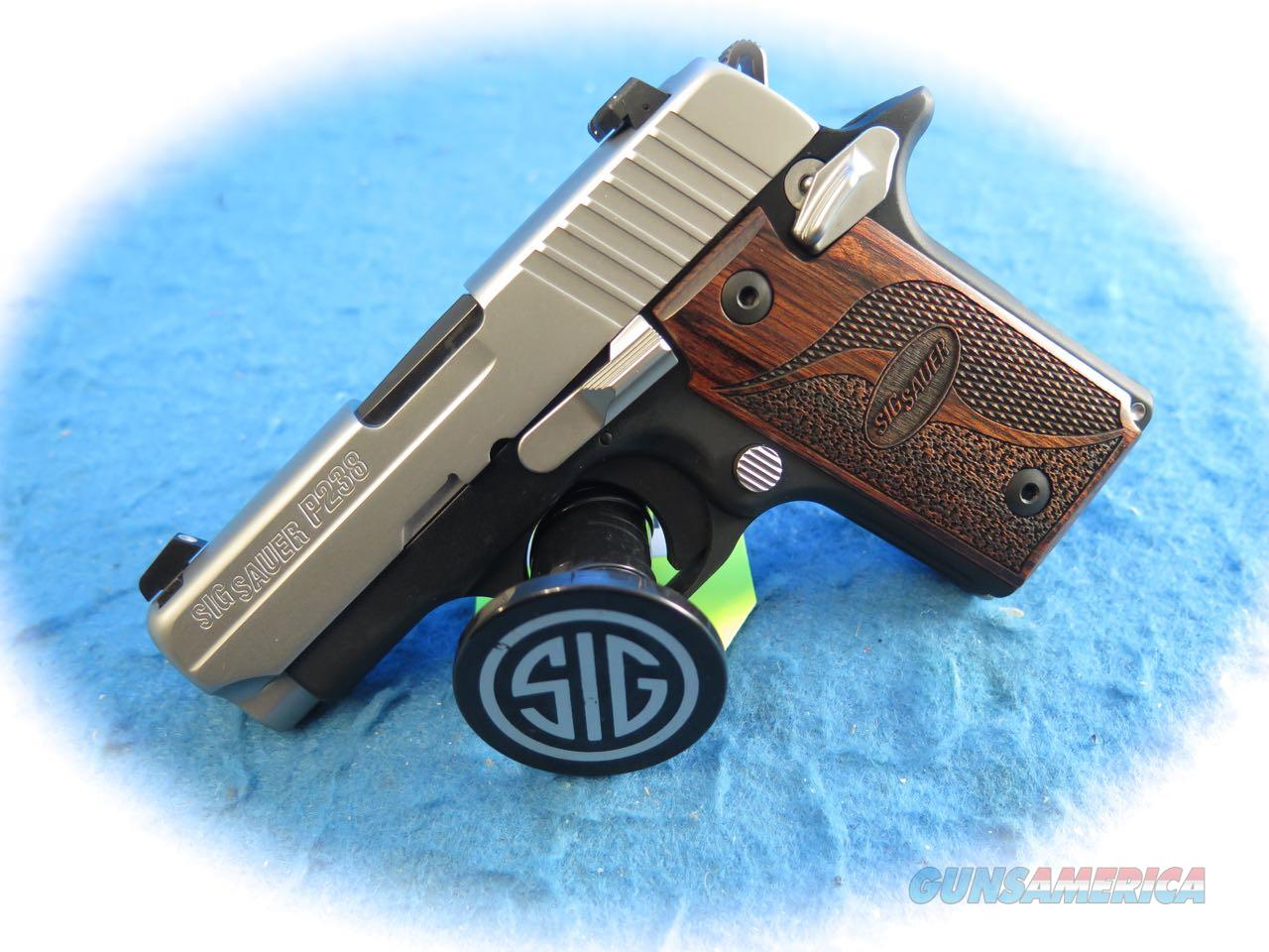 Handgun grips for 1911, p238 sas, and Bodyguard 380