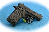 Sig Sauer P938 Extreme 9mm Semi Auto Pistol W/Kit **Used**