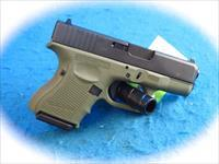 Glock Model 27 Gen4 .40 S&W Semi Auto Pistol Green Frame **New**