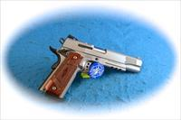 Smith & Wesson SW1911TA E-Series .45 ACP SS Pistol **Used**