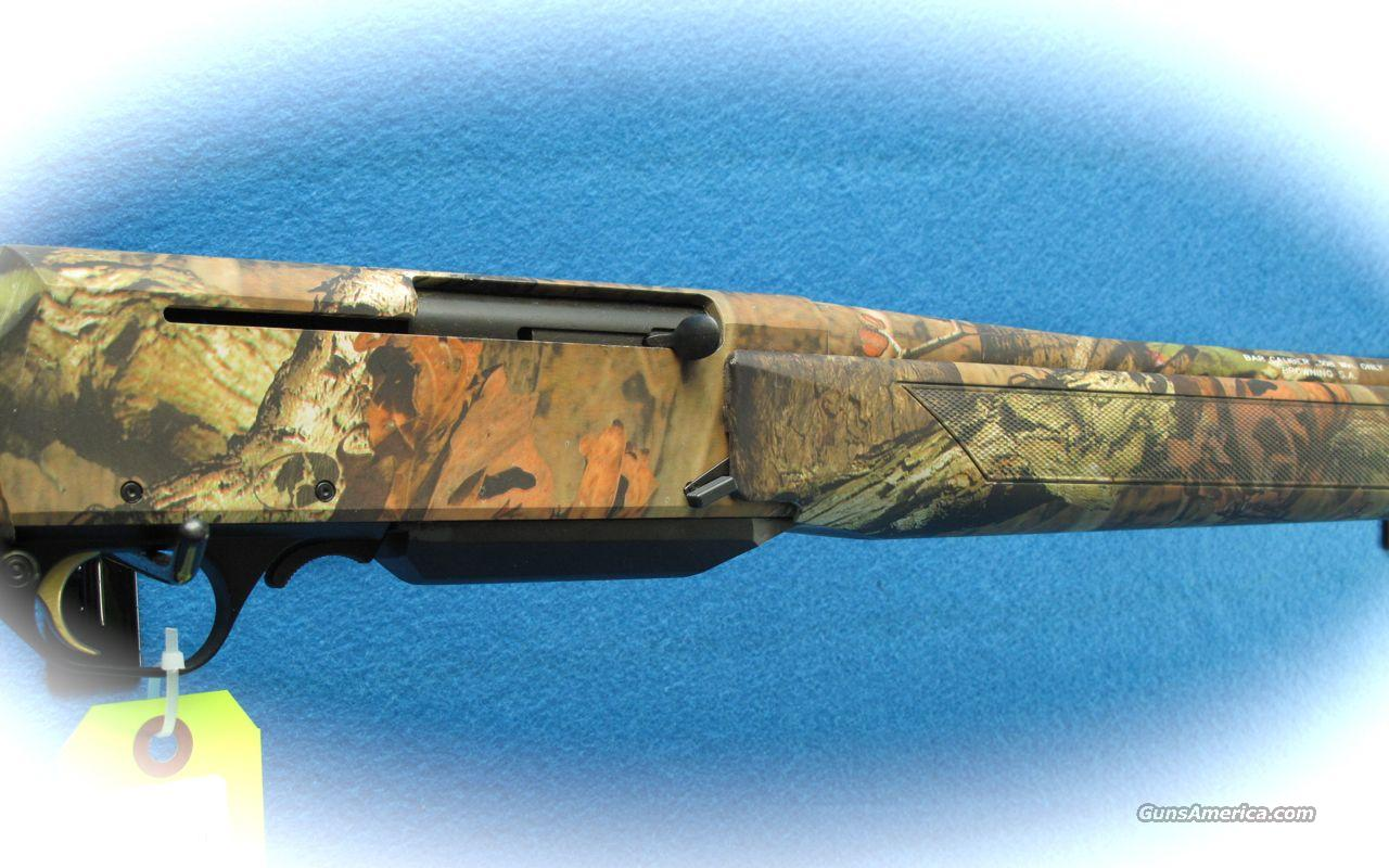 Liberty Auto Sales >> Browning BAR Semi Auto Rifle .308 Win Cal. Camo... for sale