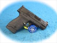 Smith & Wesson Shield .40 S&W Cal Nite Sights & No Thumb Safety **Used**