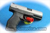 Walther PPX 9mm Semi Auto Pistol SS **New**