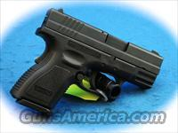 Springfield Armory XD Sub-Compact 9MM Pistol **Used**