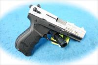 Walther PK380 Two Tone .380 ACP Pistol **New**