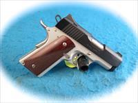 Kimber 1911 Ultra Carry II Two-Tone  .45ACP Pistol **New**