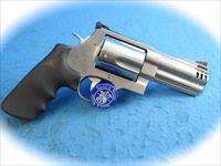 "Smith & Wesson Model S&W500 4"" SS .500 S&W Mag Revolver **Used**"